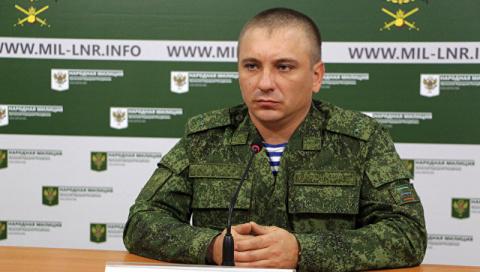 Одна из группировок ВСУ не подчиняется приказам командования, заявили в ЛНР