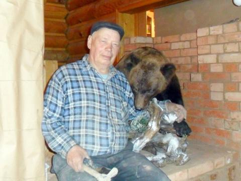 Вместе с медведем добыл и трихинелл: личный опыт