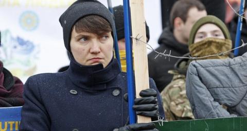 В Киеве призвали СБУ заняться Савченко: нардеп подстрекала военных свергать киевский режим