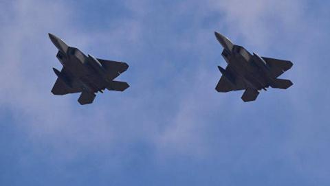 Американские лётчики о сближ…