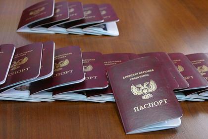 Белоруссия пообещала наказывать граждан с документами ДНР и ЛНР