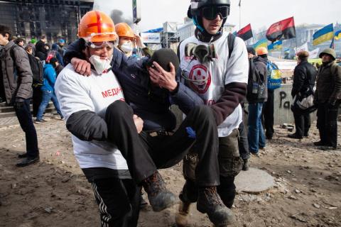 Майдан № 3: Порошенко молчит…