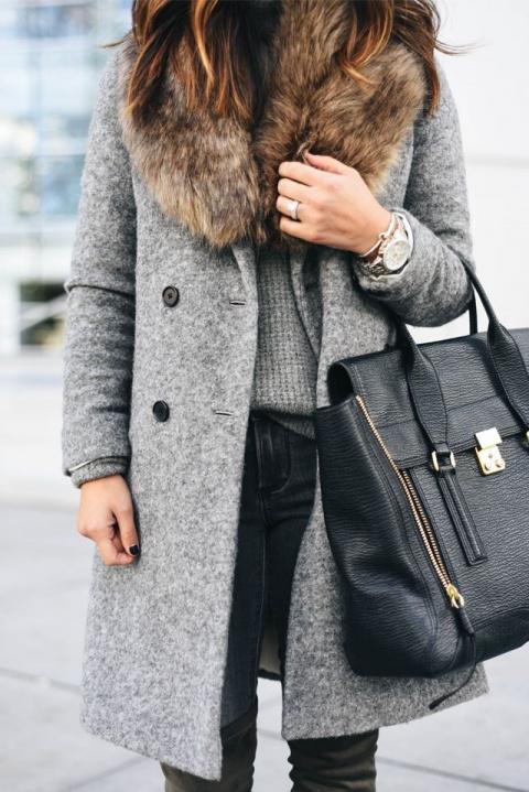 Меховые пальто для женщин на…