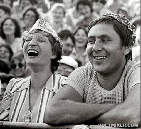 Над чем смеялись в Советском Союзе