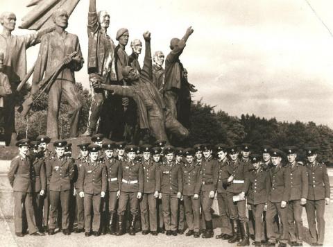 Экскурсия в Бухенвальд...