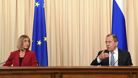 Лавров спросил у ЕС, почему …
