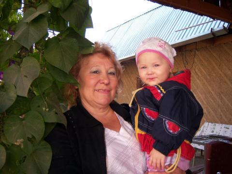 Галина Пупкова (Зеленина)