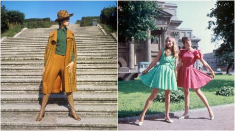 Как это было: советская мода…