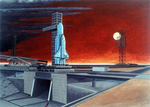 Проект ракеты-носителя сверх…
