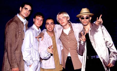 Хит группы «Backstreet Boys»…