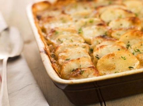 Запеченный картофель по-фран…
