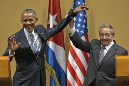 Ножичек в спину мистеру Обаме