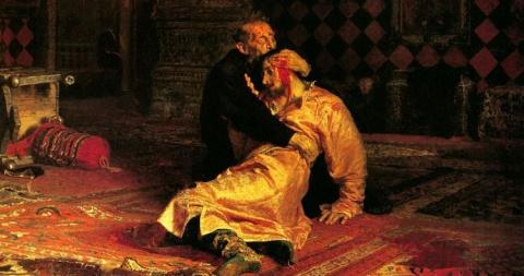 А убивал ли царь Иван Грозны…