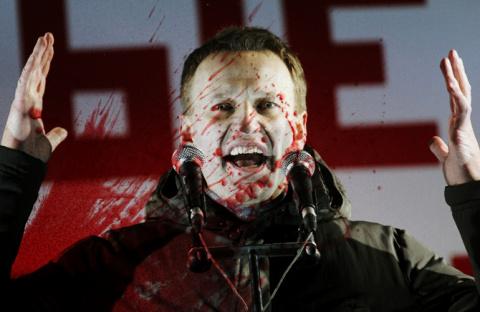 ЭТОГО дня Навальный ждал всю…
