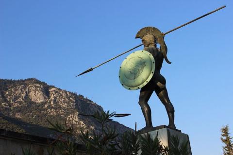This is Sparta: глава МИД Ве…