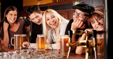 Еслибы в России была партия любителей пива, вы бы поддерживали её?