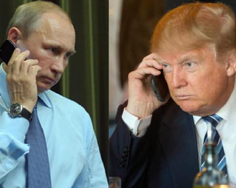 """Первый """"конфликт"""" Путина и Т…"""