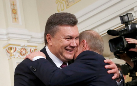 Без иллюзий о прежнем украинском руководстве