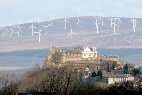 Замок Стирлинг: жемчужина Шотландии (часть 2)