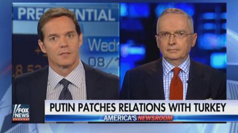 Fox: Россия и Турция обнесут Америку «великой диктаторской стеной»