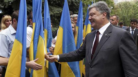 Перетягивание Донбасса