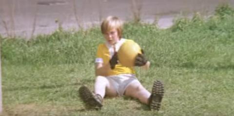 ЗАБЫТЫЕ ЛЕНТЫ. ЕРАЛАШ. Футбольный мяч