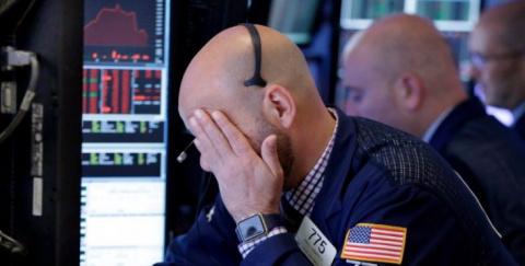 Паника на рынках США
