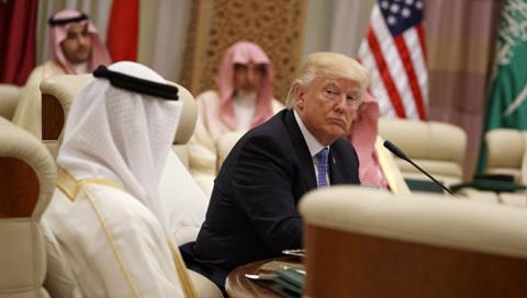 Трамп не хотел этого. Но он поощряет международный терроризм. Авигдор Эскин