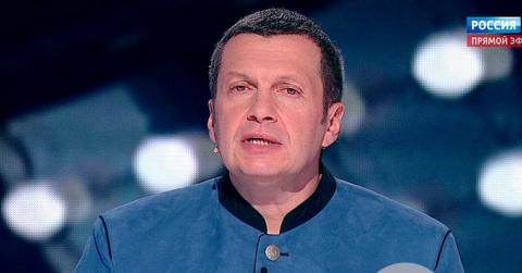 Российский телеведущий озвучил ультиматум Западу: Не приструните Порошенко – введём войска