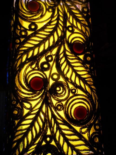 Ажурный светильник-2.