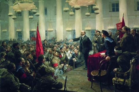 Столетие Великого Октябрьского обмана