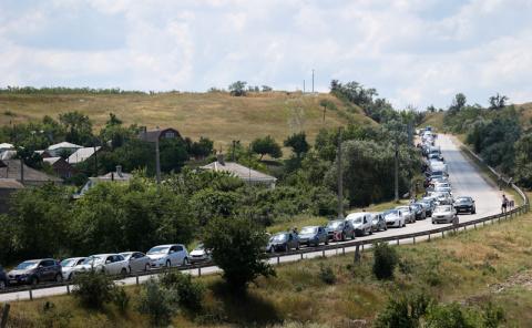 Крымская дорога делает бессм…