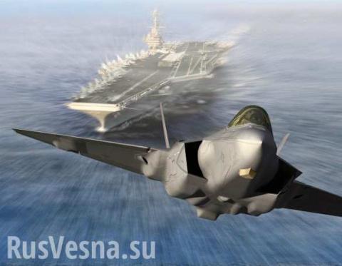 Американские СМИ назвали новейший истребитель F-35 «национальной катастрофой»