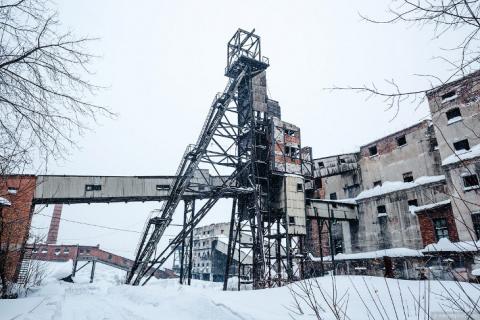 Что делать российским городам, которые не нужны экономике? Фотограф Дмитрий Чистопрудов