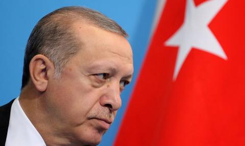 Эрдоган хочет избавиться от Меркель
