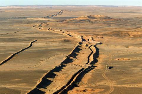 Марокканская стена: самое длинное минное поле в мире