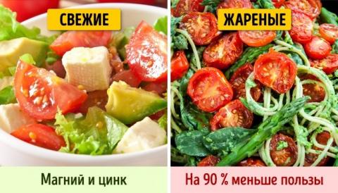 10 продуктов, которые стоит держать подальше от кастрюль и сковородок