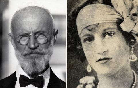 Эксцентрический романтик Карл Танцлер - доктор, который влюбился в умирающую пациентку и жил с трупом