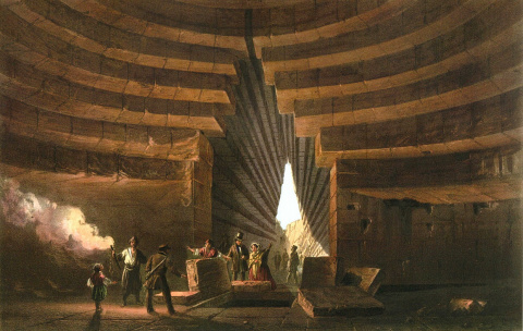 Карло Боссоли и его Крым в 1840-1842 годах