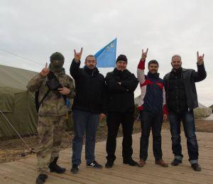 Украинских депутатов призвали выдвинуть террористов из меджлиса на Нобелевскую премию мира