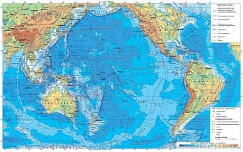 Тихий океан - самое загадочн…