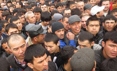 Среднеазиатская миграция. Вз…