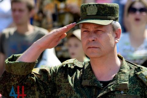 Карательный батальон «Аррата» терроризирует и грабит население Донбасса — Басурин