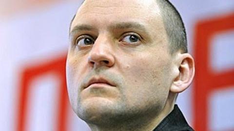 Удальцов и Лимонов задержаны в центре Москвы