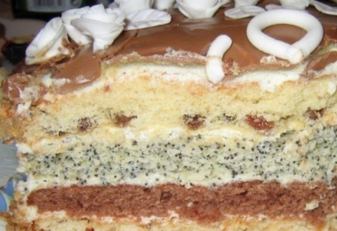 Торт проще простого. Любой х…