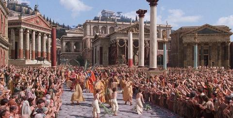 Малоизвестные факты о Древнем Риме