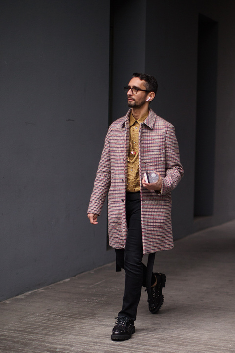 On the Street…via Fogazzaro, Milan