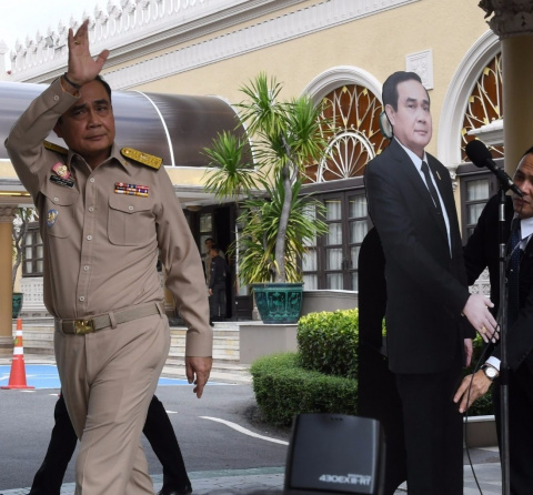 Тайский премьер клонировал с…