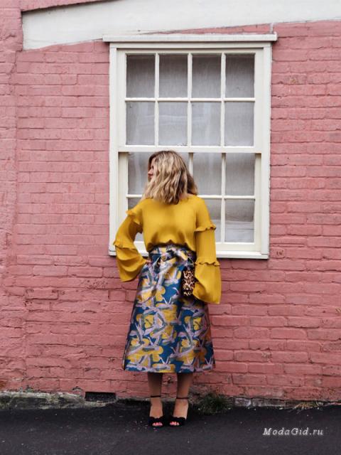 Английская модница Erica Davies и ей блог The-Edited