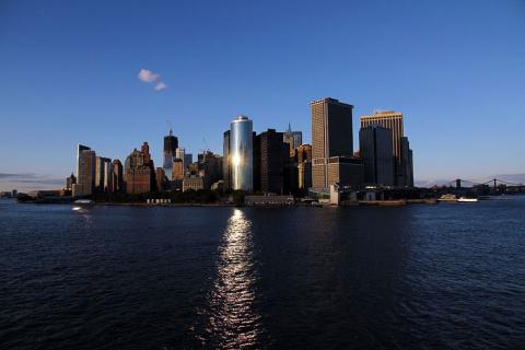 Прогуляемся по Манхэттену
